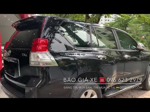 Bán xe Toyota Prado cũ nhập Trung Đông giá chỉ 950 Triệu