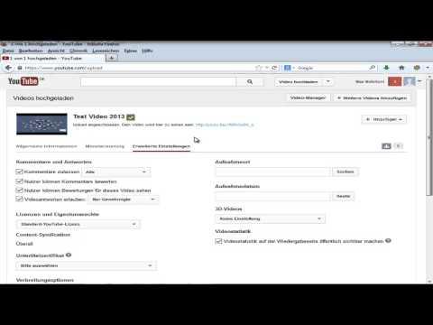 """Links In Youtube Videos Einfügen """" Website Verknüpfen """" [Teil 3] - Internetallrounder"""