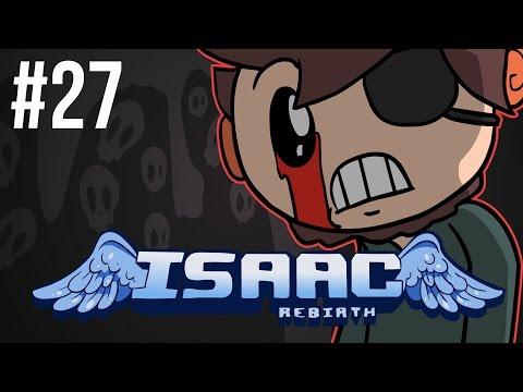 The Binding of Isaac: Rebirth - Episode 27 - Slump