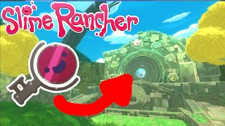 Slime Rancher - Episode 15 (How to Unlock the Ruins Door)