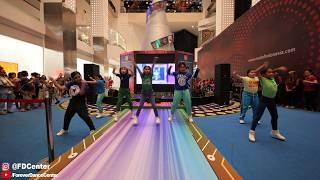 BALLET HIP HOP DANCE MODERN DANCE KPOP DANCE COVER INDONESIA
