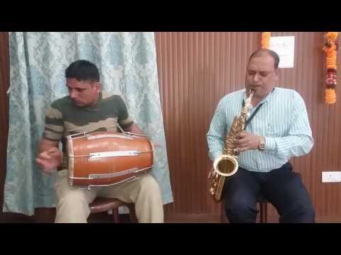Tere naam humne kiya hai saxophone