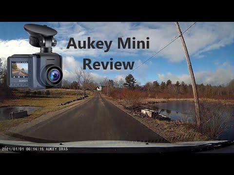 My Aukey Mini Dash Cam Review