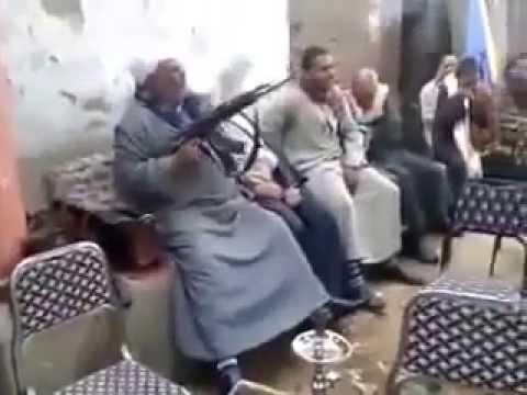 دي بقى مراسم أفراح الصعيد في بلادنا ، ياترى معاركنا حتكون ازاي ؟..!