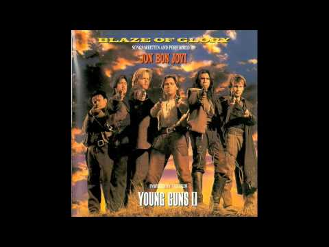 Young Guns II Jon Bon Jovi
