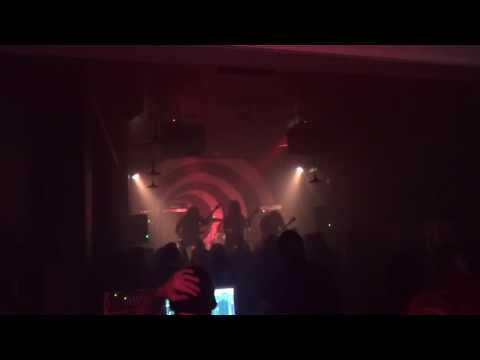 SAKRIFICER Live in Portland Oregon at The Twilight Cafe