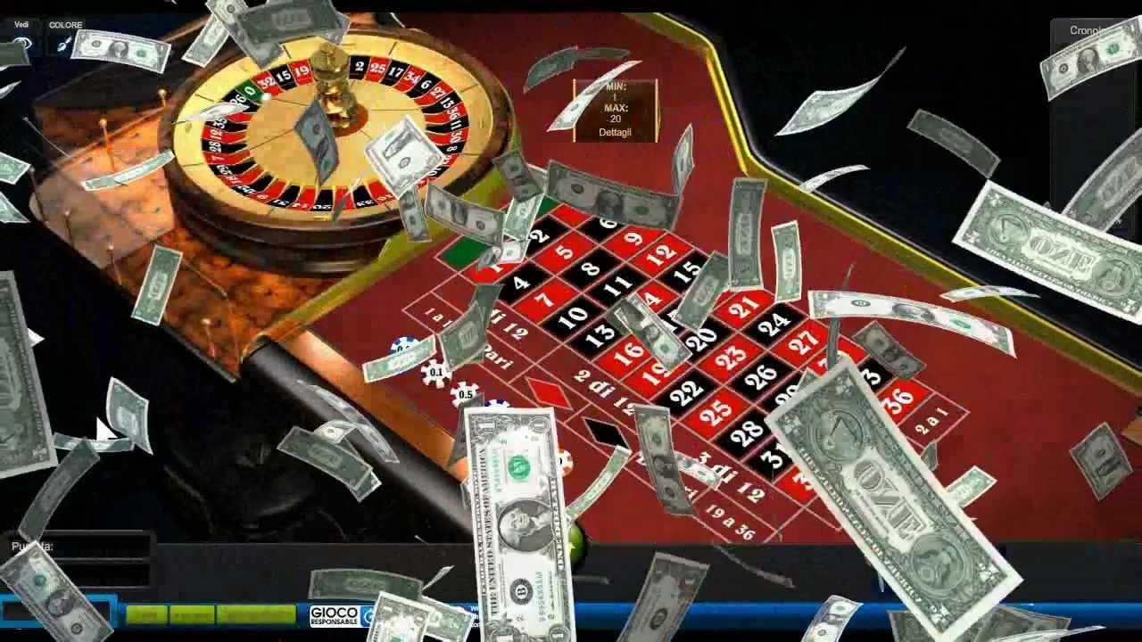 Come guadagnare alla roulette online