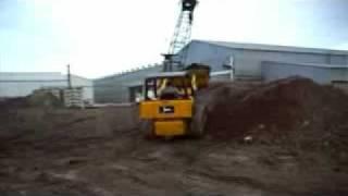 John Deere 755 crawler loader