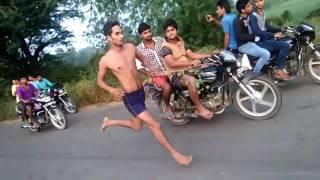 army runing