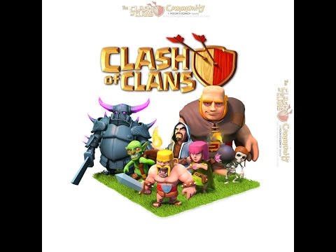 Clash Of Clans Jump Spell Attack