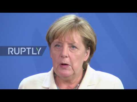 Germany: Turkmenistan interested in gas deliveries to EU - Merkel