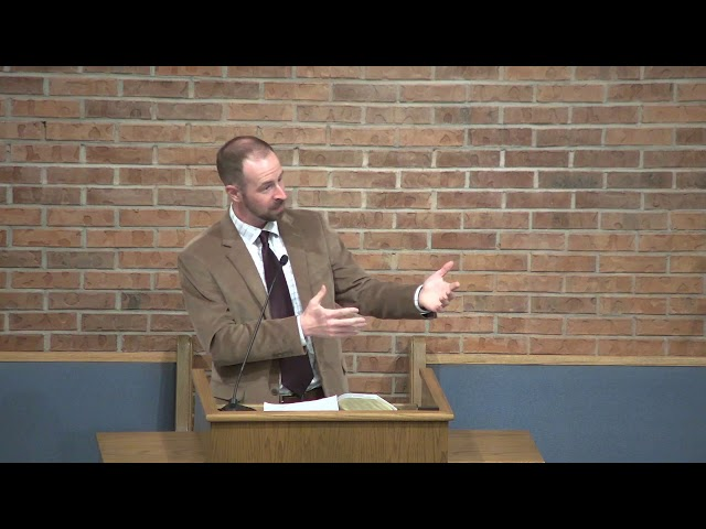 Where Is The Promise of His Coming? (2 Peter 3:1-18) - Barry Gilreath