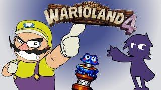 Game design in Wario Land 4