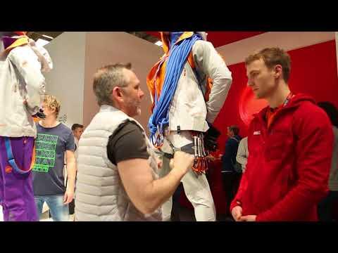 ISPO 2018 - Mammut - Nordwand HS Flex Jacket