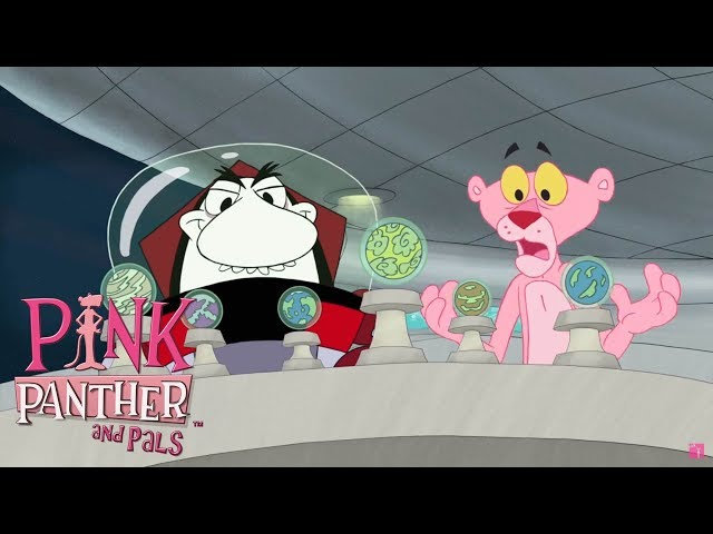 Pink Panther Saves the Galaxy! | 56 Min Compilation | Pink Panther and Pals