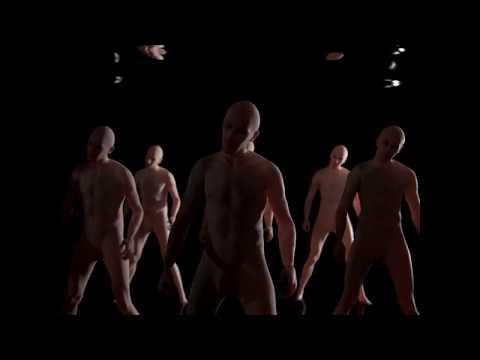 My clones performing Michael Jacksons Thriller Dance