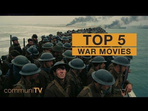 TOP 5: War Movies