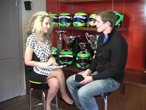 Conor Daly Interview for Religion In The News
