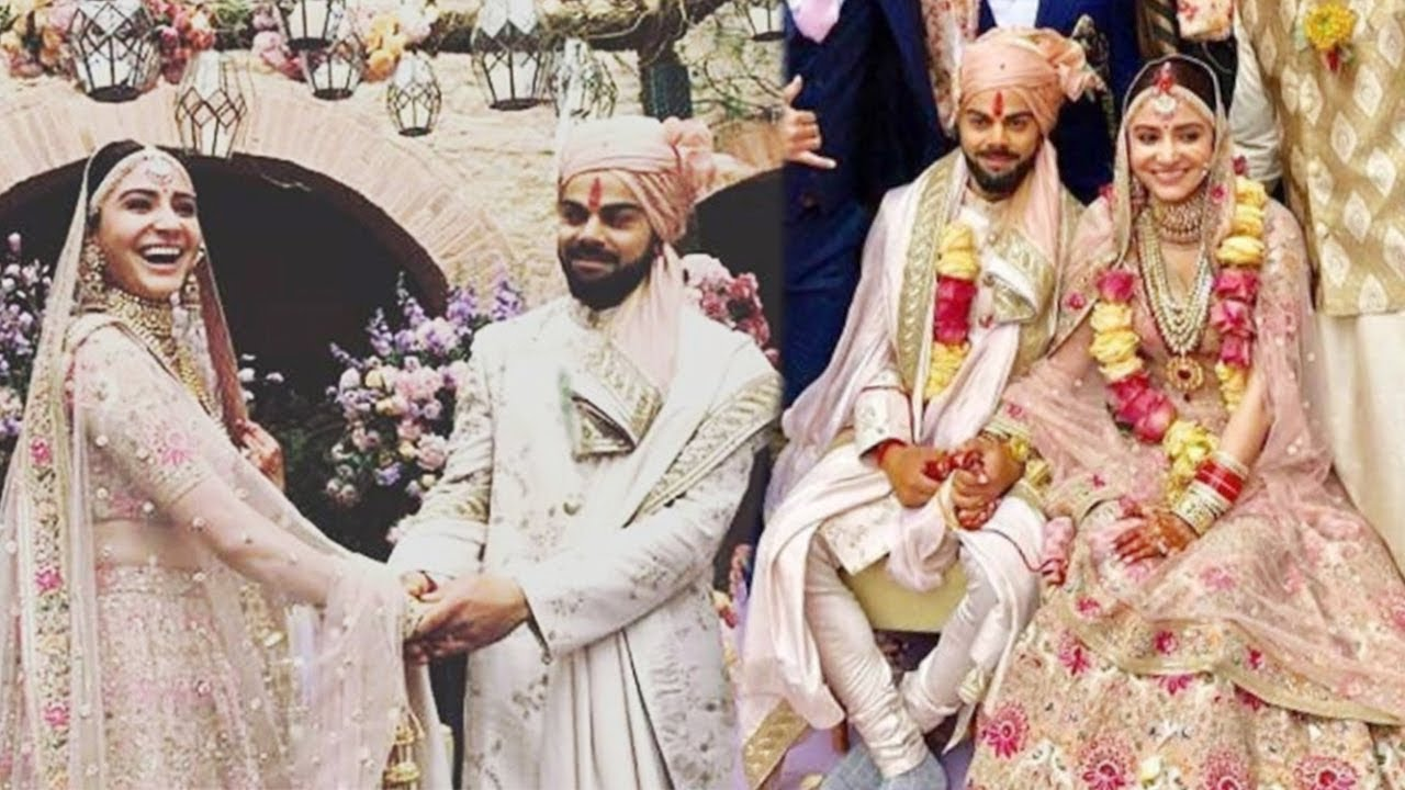 Virat Kohli And Anushka Sharma Wedding Video - Full Video ...