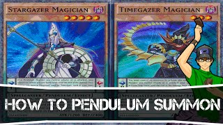 Yugioh How to Pendulum Summon - Starter Deck 2014