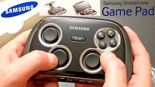 Samsung GamePad EI-GP20 Unboxing, Setup