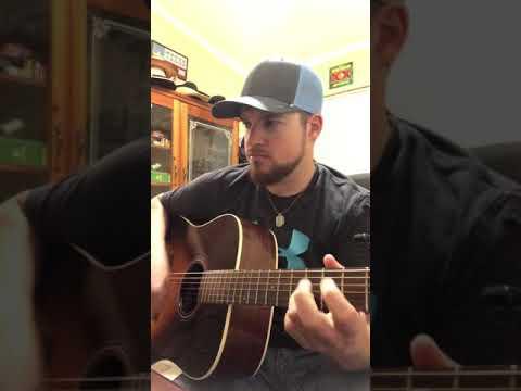 She got the best of me guitar cover- Luke...