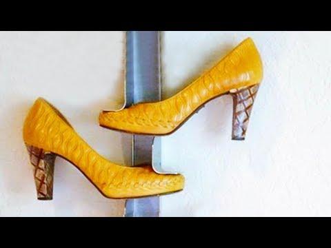 Оригинальные Идеи Хранения Обуви Для Дома