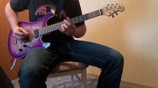 Flying Colors - More (Guitar Cover)