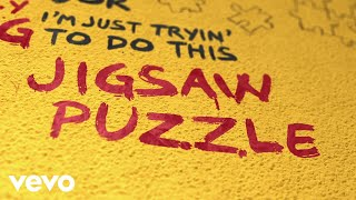 The Rolling Stones - Jigsaw Puzzle (Official Lyric Video)