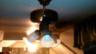 CEC Ceiling Fan In My Bedroom