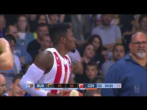 2018 ABA Playoffs Finals highlights, Game 3: Budućnost VOLI - Crvena zvezda mts (13.4.2018)