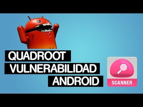 QuadRooter : Verificar vulnerabilidad en Android