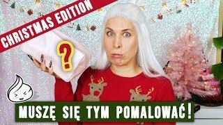 🎄 Muszę się tym pomalować! 😱 edycja Świąteczna 🎄 Agnieszka Grzelak Beauty