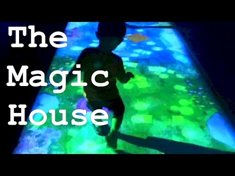 The Magic House St Louis Children's Museum - Interactive Learning Fun For Kids #MagicHouse #StLouis