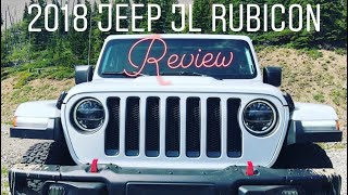 The all-new 2018 Jeep Wrangler JL: Full Review