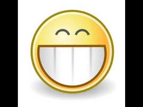 essaye de ne pas sourire ou rire