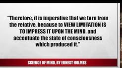 4. TGCL POC-Science of Mind by Ernest Holmes
