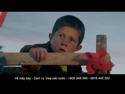 TVC quảng cáo ấn tượng của hãng hàng không Thổ Nhĩ Kỳ