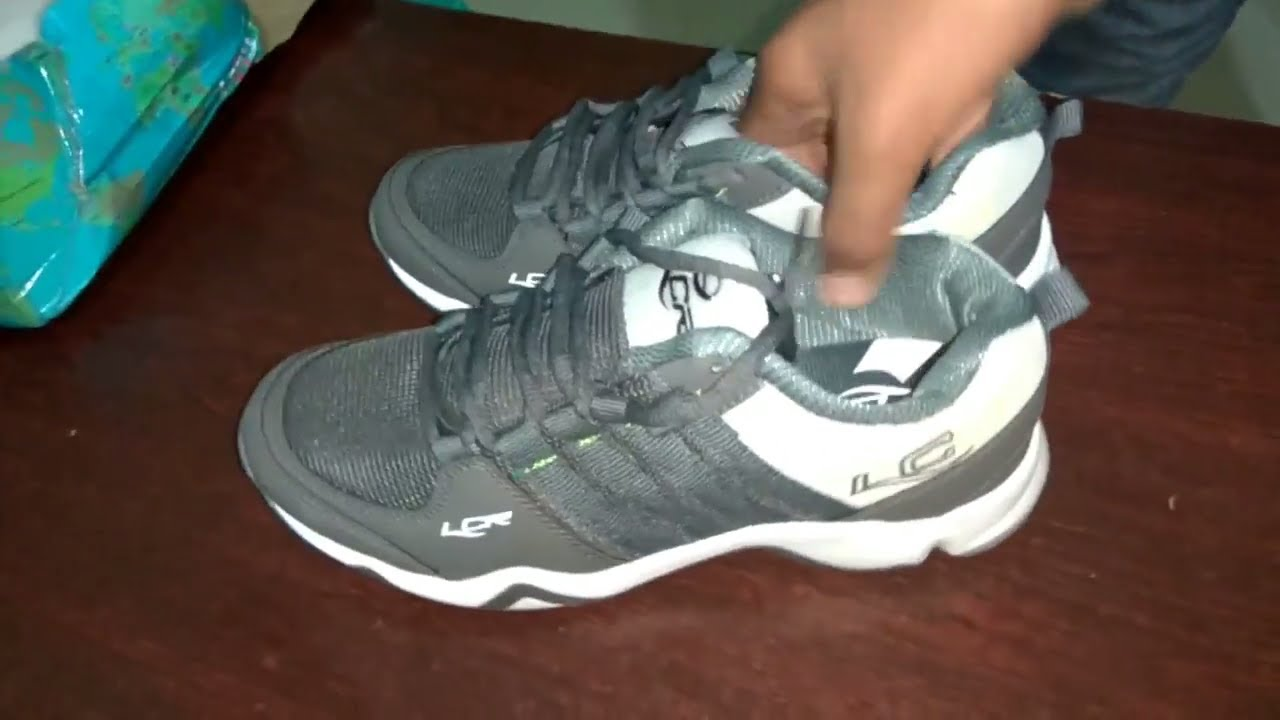 991bb156451 Lancer Red Men s Sports Running Shoes Unboxing. - YouTube