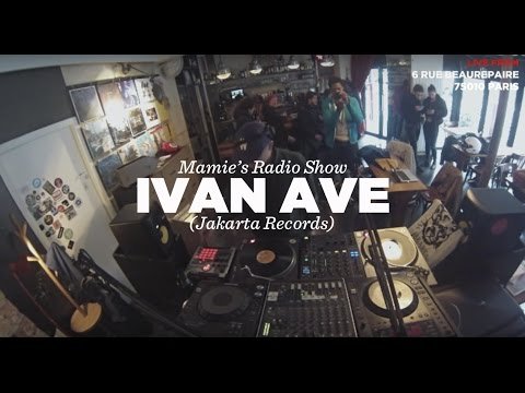 Ivan Ave (Jakarta Records) • DJ Set • Le Mellotron