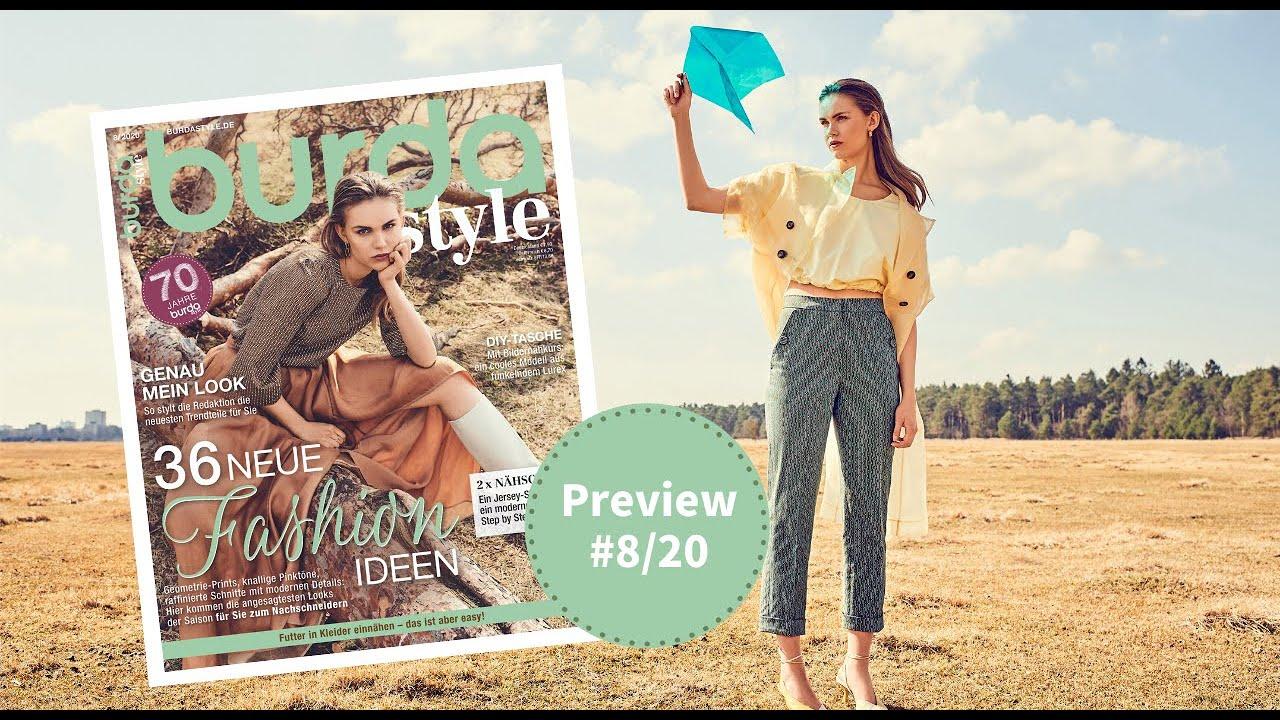 Preview: Einblick in die August-Ausgabe :)