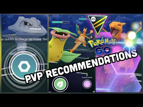 PVP ULTRA & GREAT LEAGUE RECOMMENDATIONS FOR POKEMON GO | PVP BATTLES thumbnail