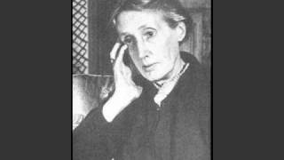 The Recorded Voice Of Virginia Woolf