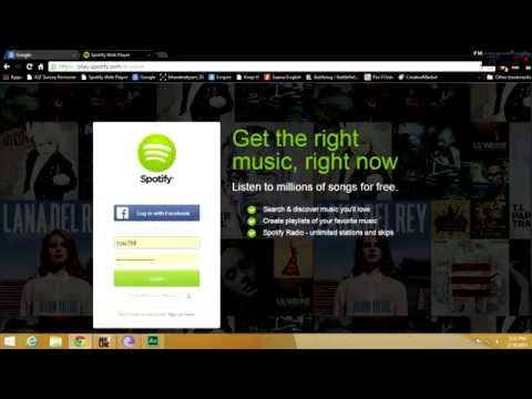 Access Spotify From Any Country