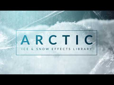 Arctic: 79 Snow, Ice and Frost Effects | RocketStock