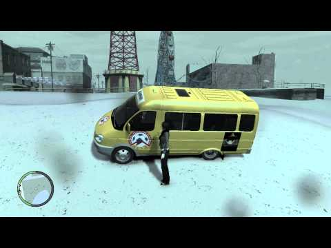 GTA 4(10), Winter\ГТА 4, Зима