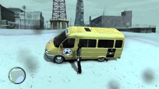 GTA 4(10), Winter\ГТА 4, Зима