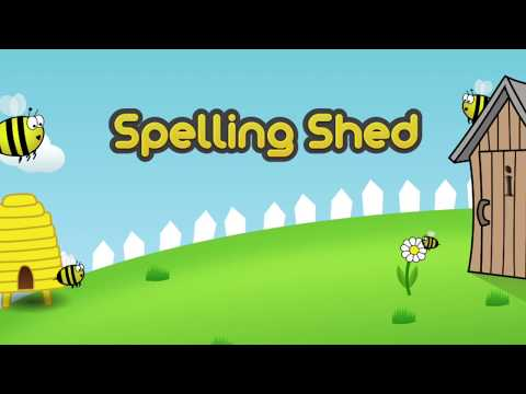 Spelling Shed Lists, Assignments and Hive Games - YouTube