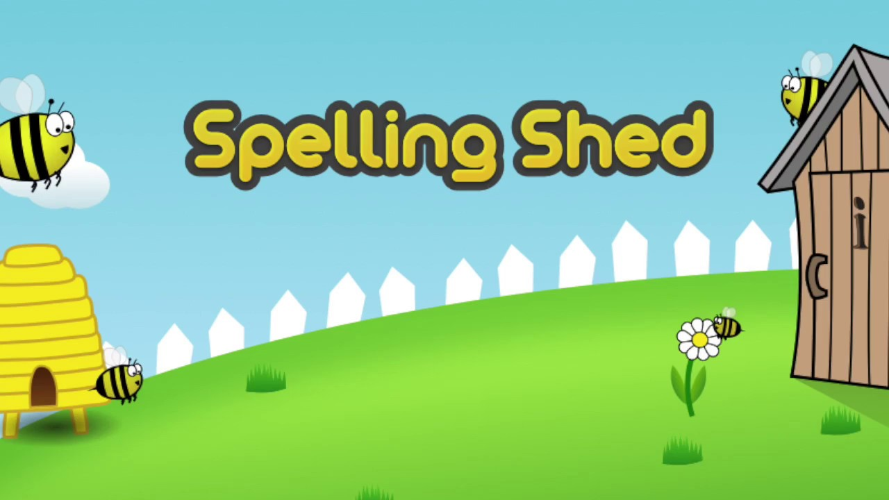 Image result for spelling shed""