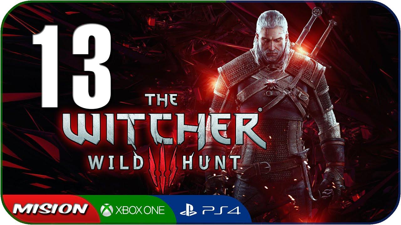 The Witcher 3 Wild Hunt - Ep.13 - El Baron sanguinario - [1080P 60 FPS]